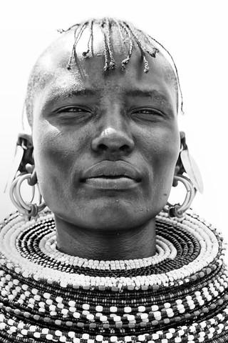 Turkana - fotokunst von Nicole Cambré