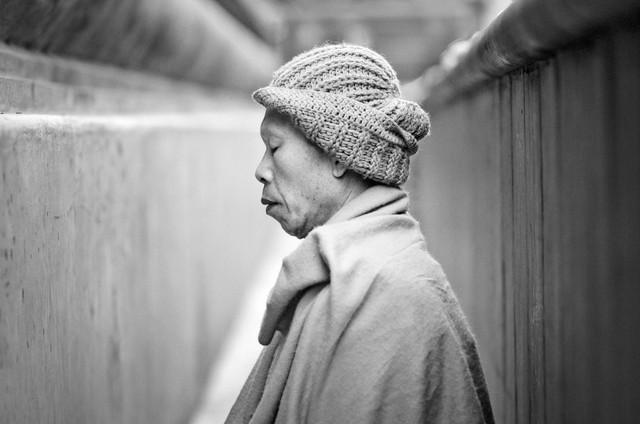 Meditation - fotokunst von Victoria Knobloch