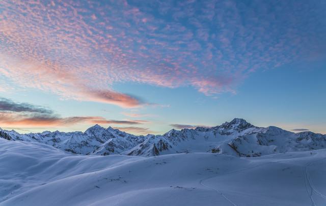 beautiful good morning - fotokunst von Christian Schipflinger