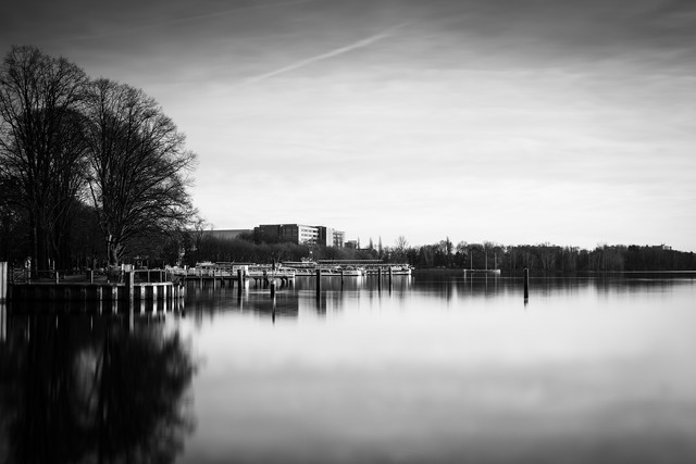 Mirror - fotokunst von Malik Laissoub
