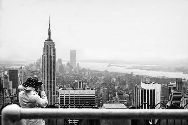 NYC 73th I - fotokunst von Michael Schulz-dostal