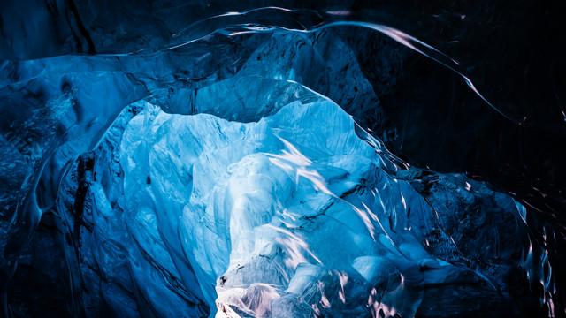 Blue Kingdom 1 - fotokunst von Cristof Bals