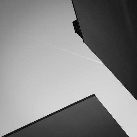 klare Linien - fotokunst von Ezra Portent