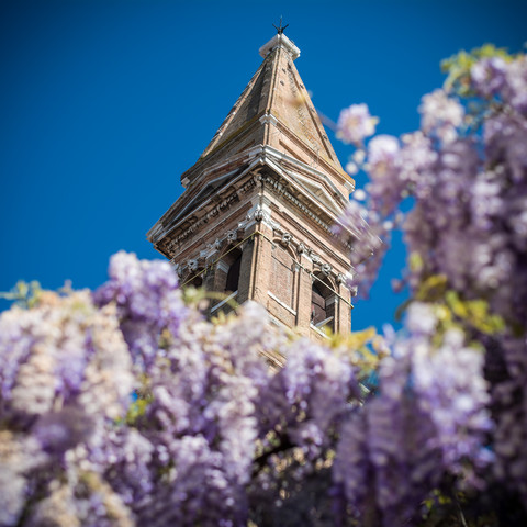 Venedig - Burano Studie #5 - fotokunst von Jean Claude Castor