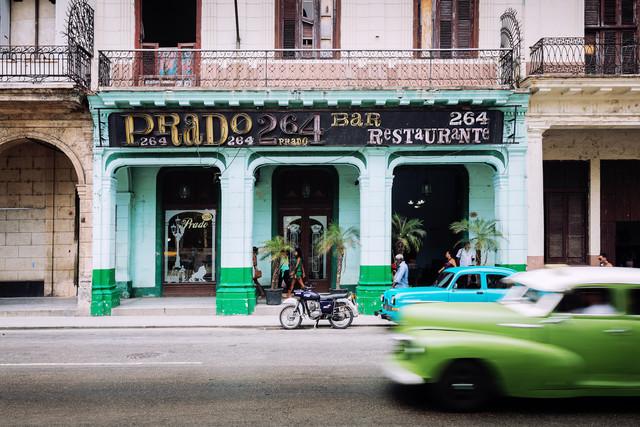 Prado 264 - fotokunst von Eva Stadler