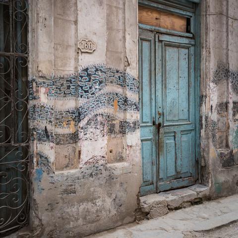 Wild wall, Havanna - fotokunst von Eva Stadler