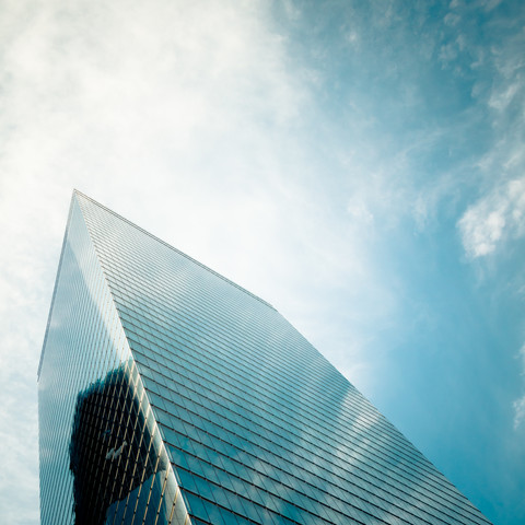 sky high - fotokunst von Thomas Richter