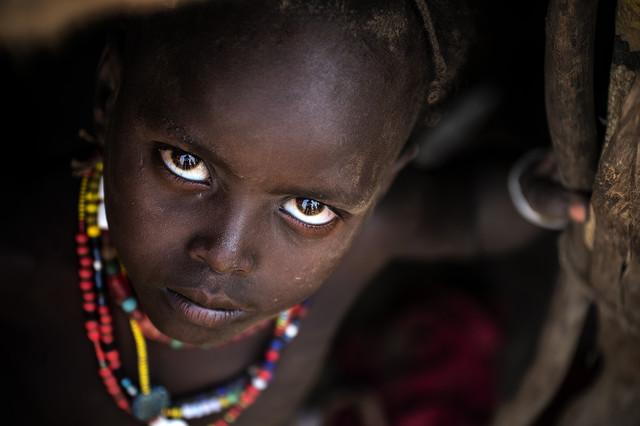 Eyes - fotokunst von Fabio Marcato
