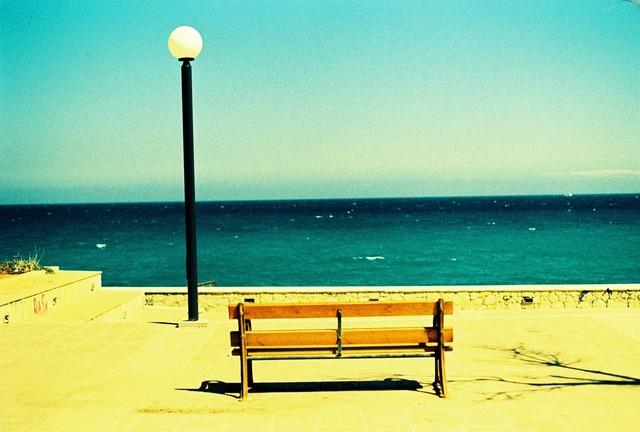 Seaside - fotokunst von Kathrin Reiff