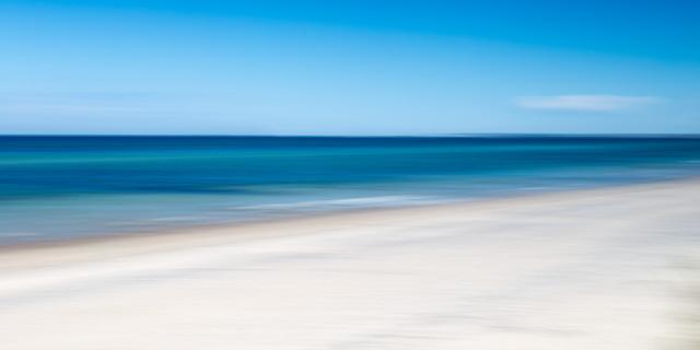 long beach - fotokunst von Holger Nimtz
