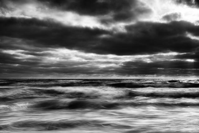 Nordsee - fotokunst von Holger Nimtz