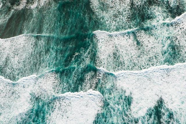 Wellen - fotokunst von Lars Jacobsen