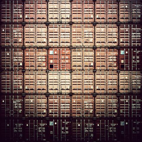 6x6 - fotokunst von David Foster Nass