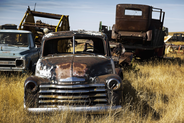 Classic Car - fotokunst von Arthur Selbach