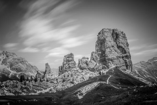 5 Torri - fotokunst von Markus Van Hauten