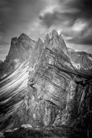 Seceda - fotokunst von Markus Van Hauten