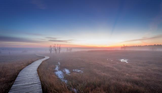 The sun will come - fotokunst von Markus Van Hauten