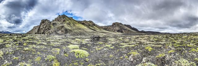 Landmannaleið, Iceland - fotokunst von Norbert Gräf