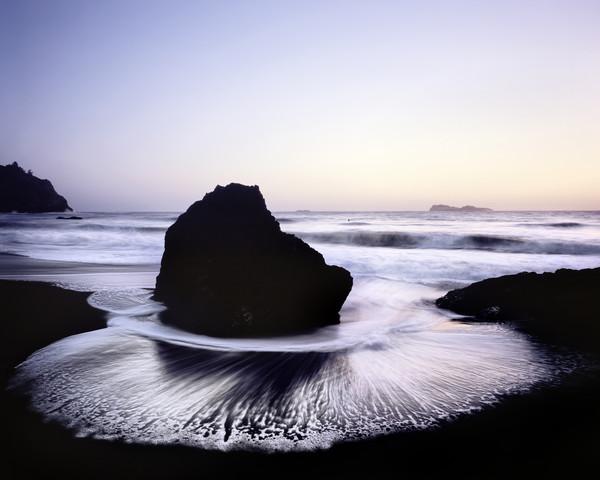 Trinidad Beach - California,* USA - fotokunst von Ronny Ritschel