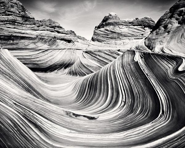Die Welle - Coyote Buttes North - fotokunst von Ronny Ritschel