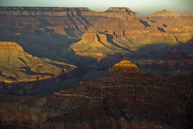 Grand Canyon - fotokunst von Matthias Reichardt