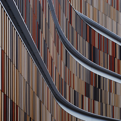 farbenfroh - fotokunst von Klaus Lenzen