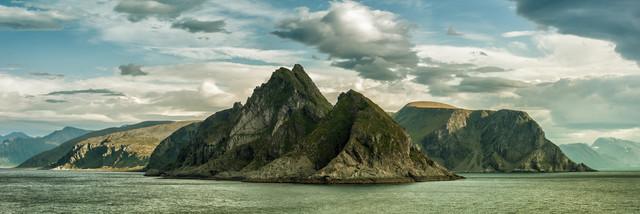Norwegen - fotokunst von Michael Wagener