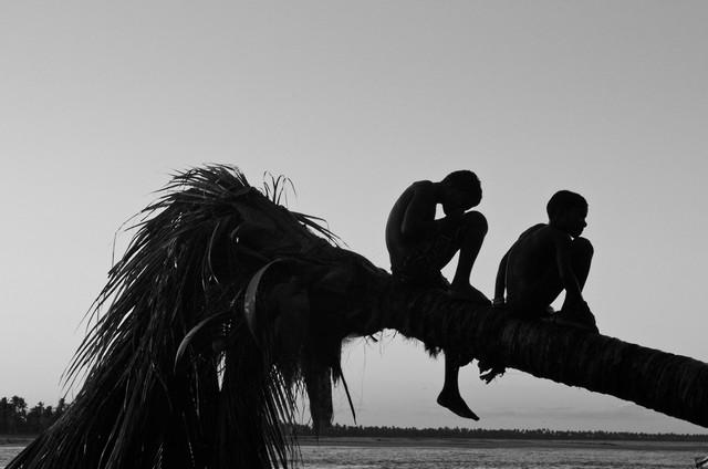 contemplation - fotokunst von Andreas Weiser