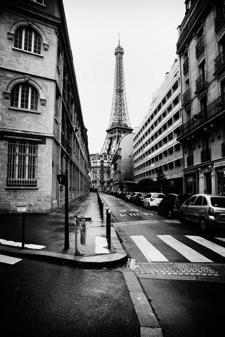 Je suis Paris - fotokunst von Sascha Faber