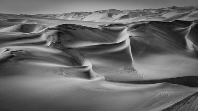 Unendliche Weite - fotokunst von Dennis Wehrmann
