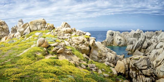 Capo Testa, Sardinien - fotokunst von Norbert Gräf