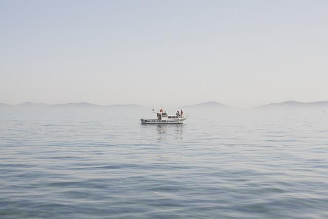 Das Boot - fotokunst von Thomas Neukum