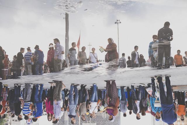 Spiegelung - fotokunst von Thomas Neukum