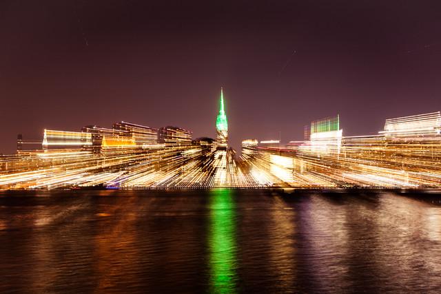 Skyline New York - fotokunst von Thomas Neukum