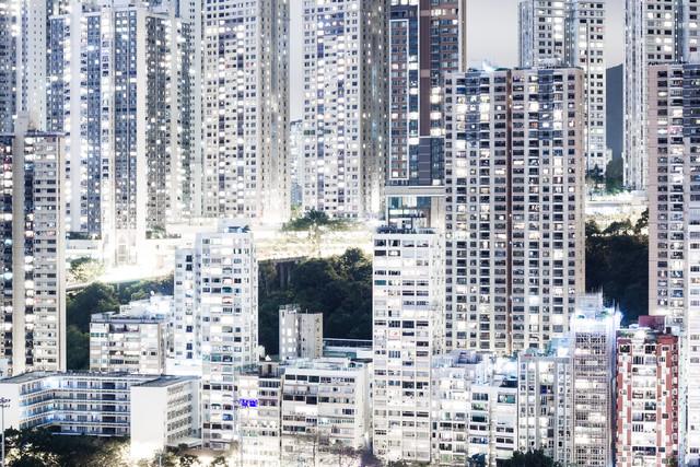 Habitat #2 - fotokunst von Roman Becker