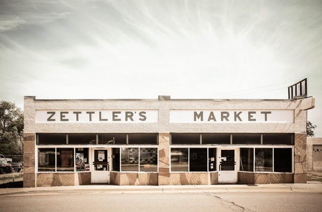 zettler`s market - fotokunst von Florian Paulus