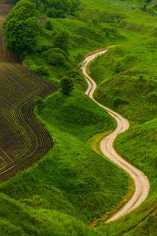 Der Weg - fotokunst von Mikolaj Gospodarek