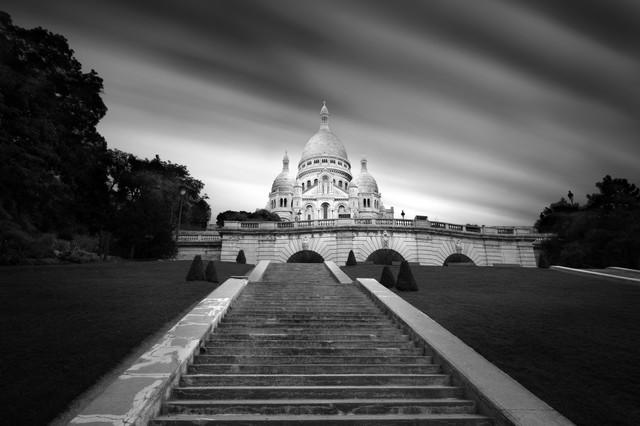 Sacre Coeur - fotokunst von Tillmann Konrad