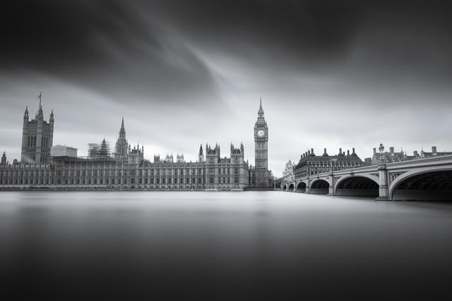 Big Ben - fotokunst von Tillmann Konrad