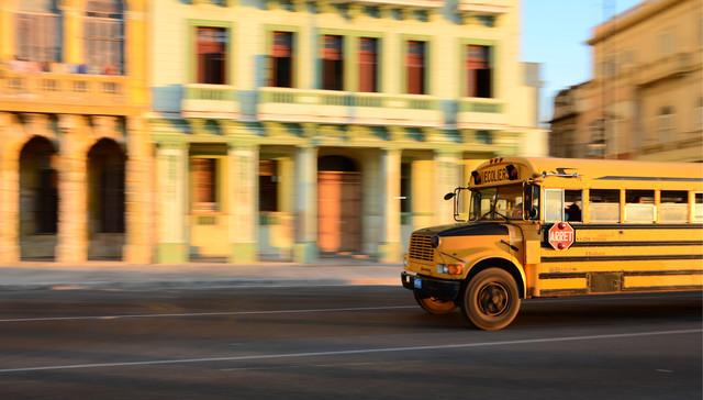 School is out - fotokunst von Tillmann Konrad