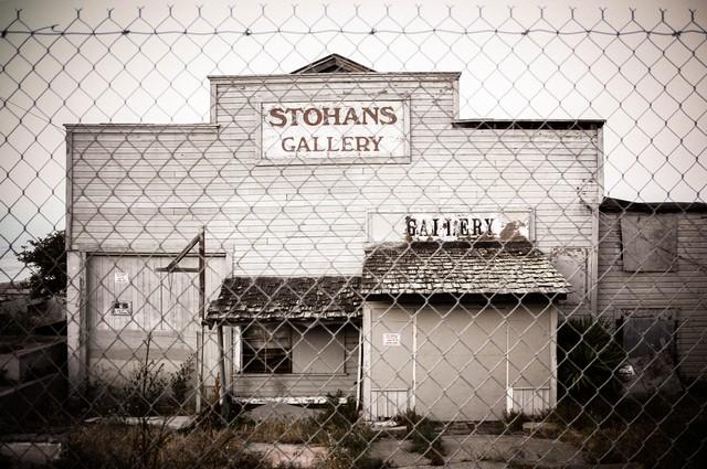 stohans gallery. - fotokunst von Florian Paulus