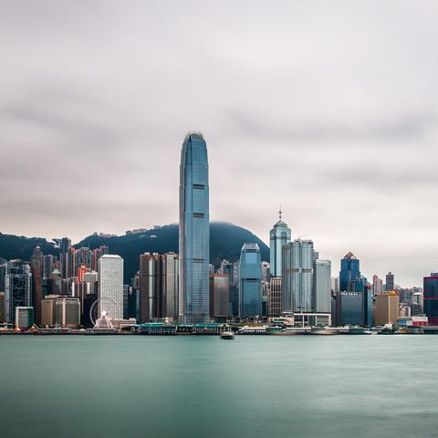 Hongkong 1:1 - fotokunst von Sebastian Rost