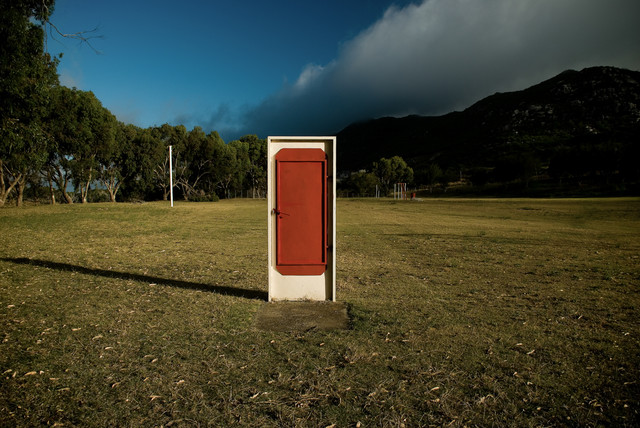 Enter - fotokunst von Jac Kritzinger