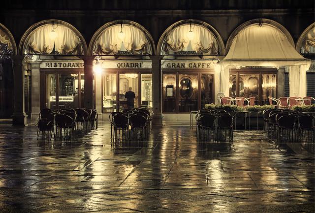 Piazza San Marco - fotokunst von Jan Philipp