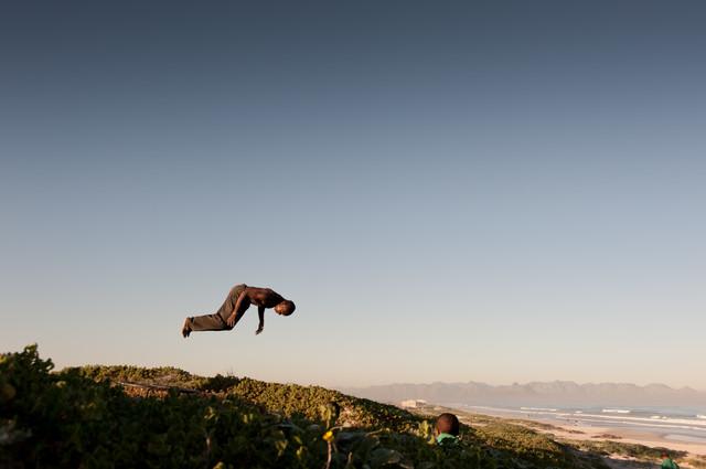 Boy A - fotokunst von Jac Kritzinger