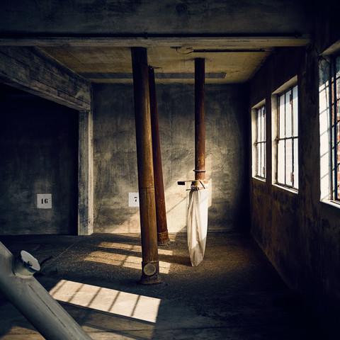 Pipes - fotokunst von Sascha Faber