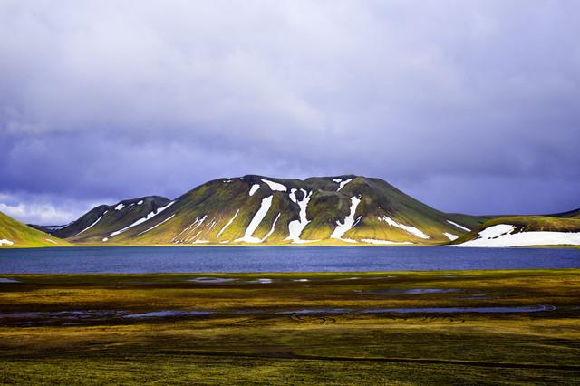 Die Schönheit Islands - fotokunst von Victoria Knobloch