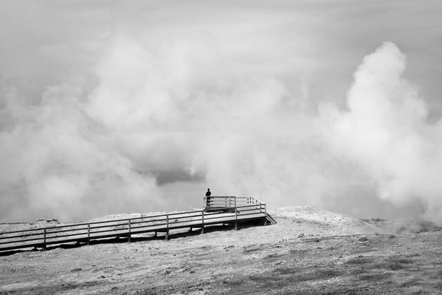 Einsamkeit - fotokunst von Victoria Knobloch