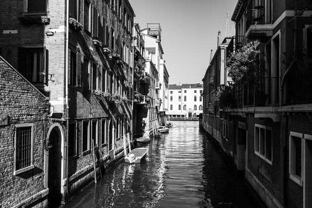Venedig I - fotokunst von Mikolaj Gospodarek