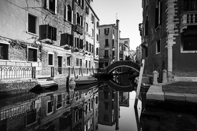 Venedig II - fotokunst von Mikolaj Gospodarek